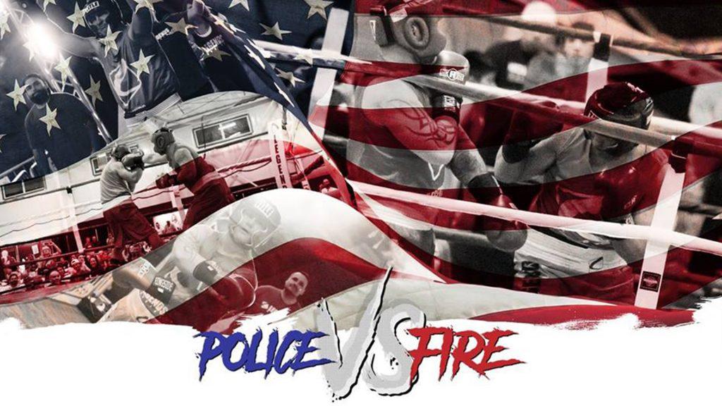 Legends - Police VS Fire