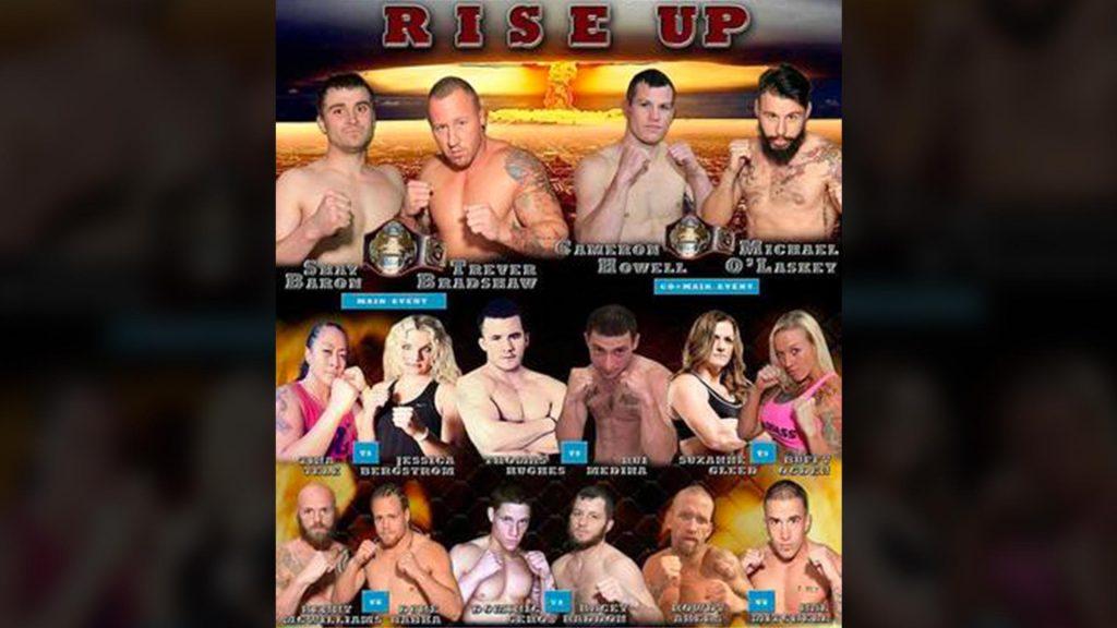 Steelfist Fight Night 27