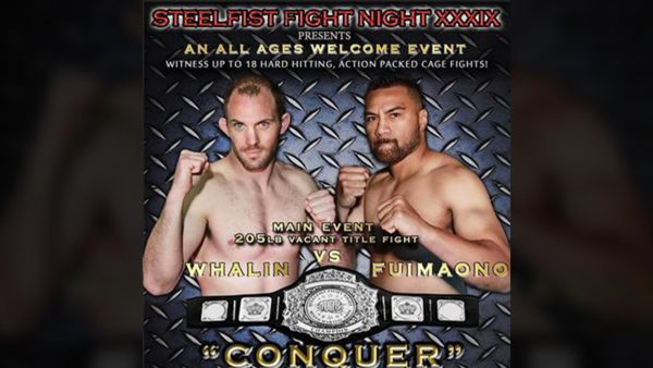 Steelfist 39: Conquer