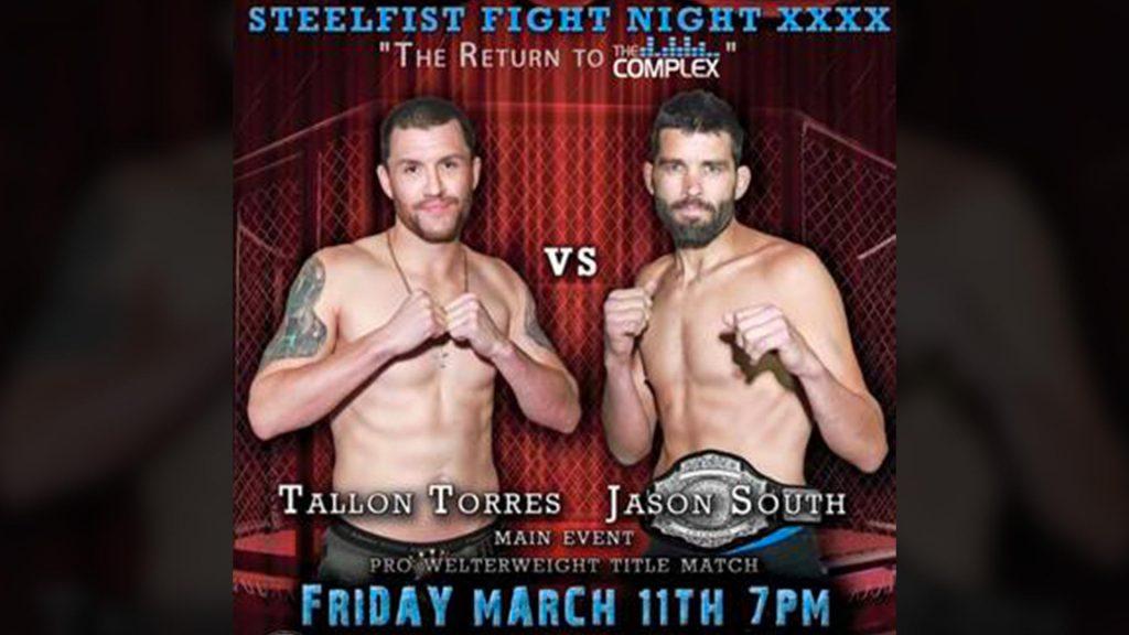 Steelfist Fight Night 40