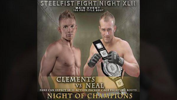 Steelfist 42: Night of Champions