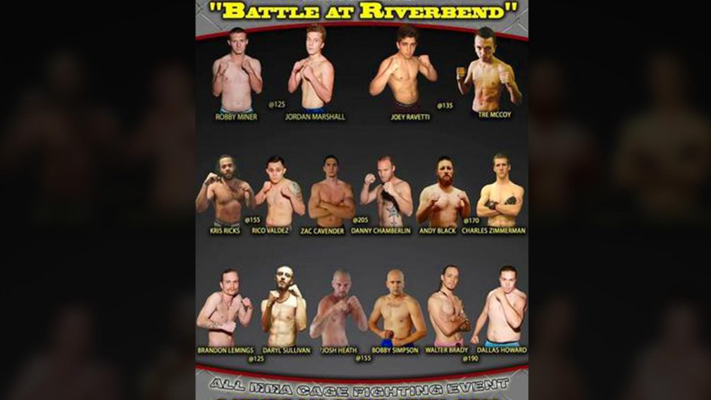 Steelfist 49: Battle at Riverbend