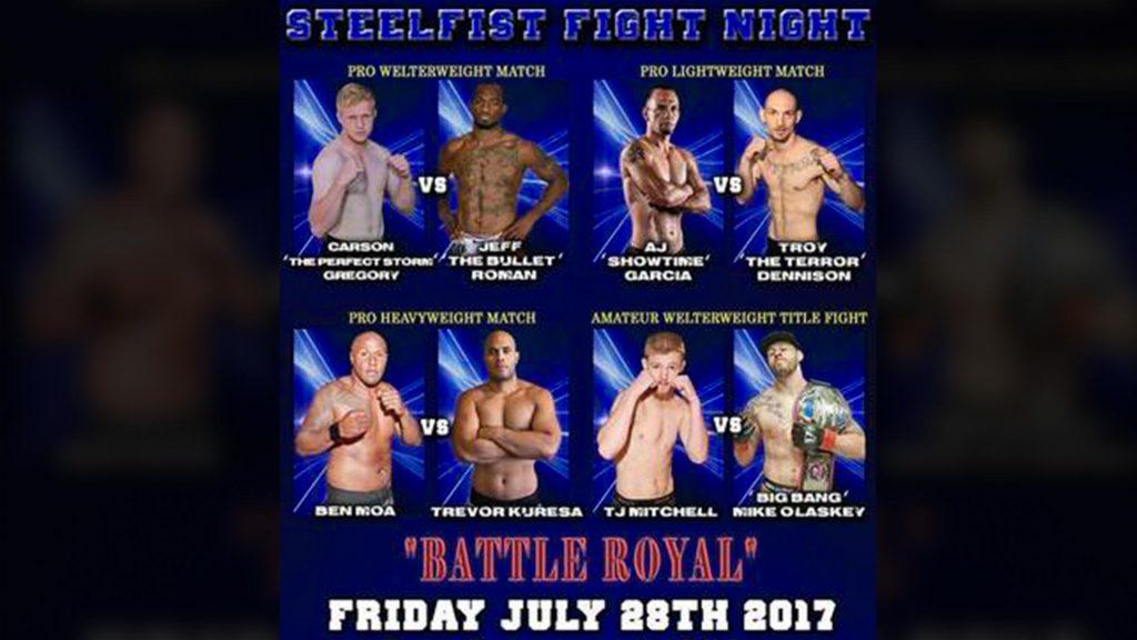 Steelfist Fight Night 51: Battle Royale