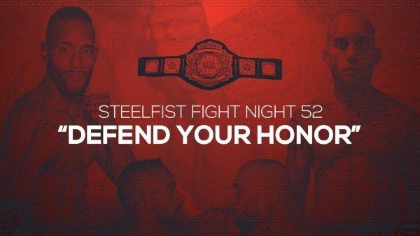 Steelfist 52: Defend Your Honor