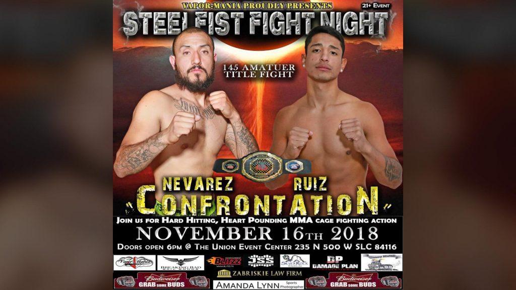Steelfist 62: Confrontation