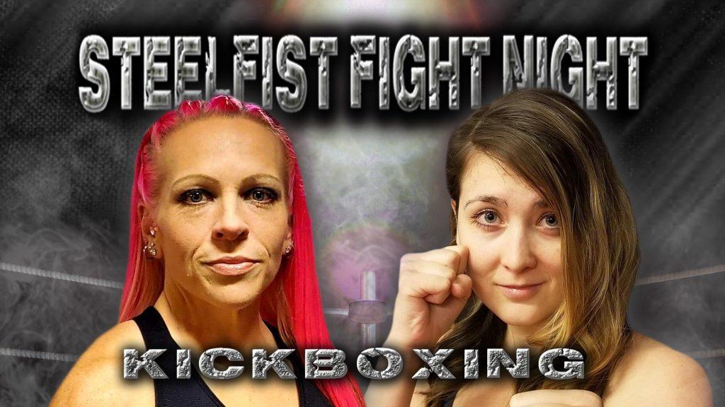 Steelfist Kickboxing: 1 LIVESTREAM