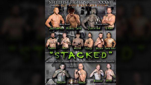 Steelfist 37: Stacked