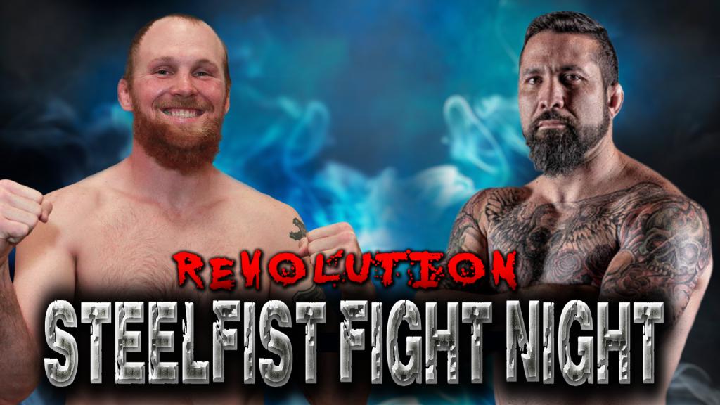 Steelfist Fight Night 76: Revolution